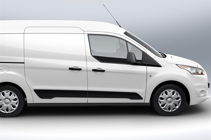 The all-new Transit Connect Van offers two engine choices, a 1.6L