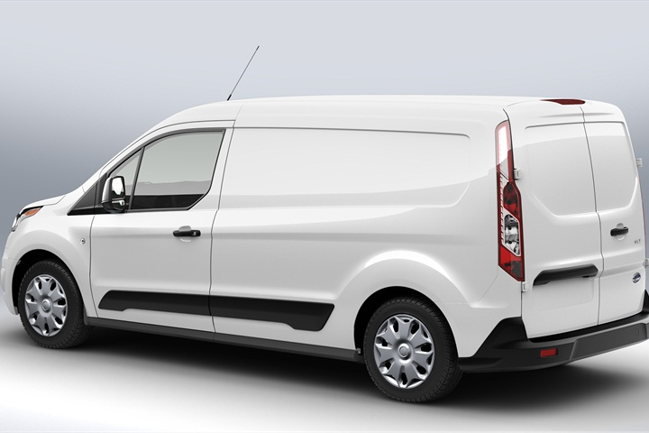 cargo space ford 39 s 2014 transit connect cargo van photo gallery. Cars Review. Best American Auto & Cars Review