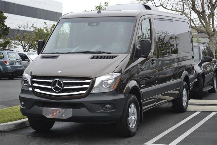 Sprinter Van 4x4 2014 Autos Post