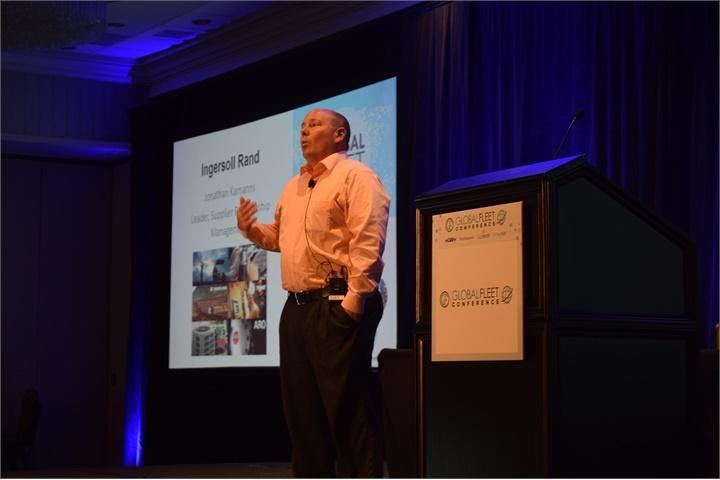 Jonathan Kamanns, supplier relationship management leader, Ingersoll