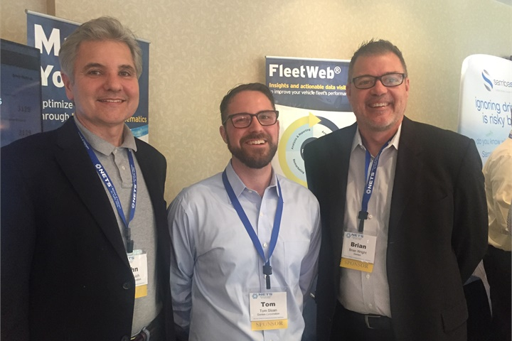 Donlen showcased its fleet safety program at the NETS Conference,