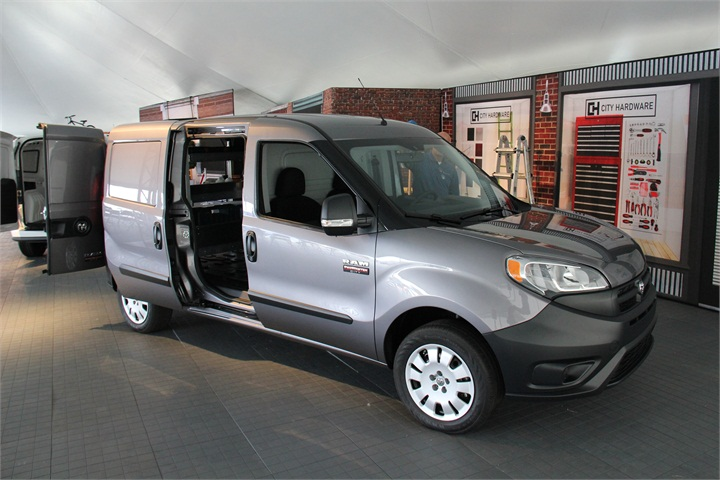 Like Its Full Size Counterpart The Ram Promaster City Is