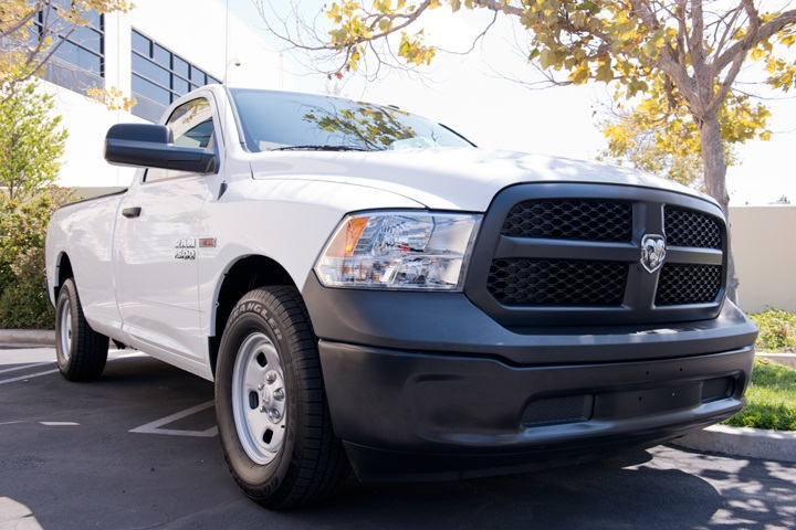 The Ram 1500 Tradesman with a regular cab could fit nicely into