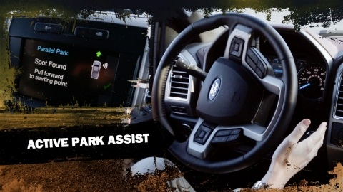 2015 F-150 Driver Assist Features
