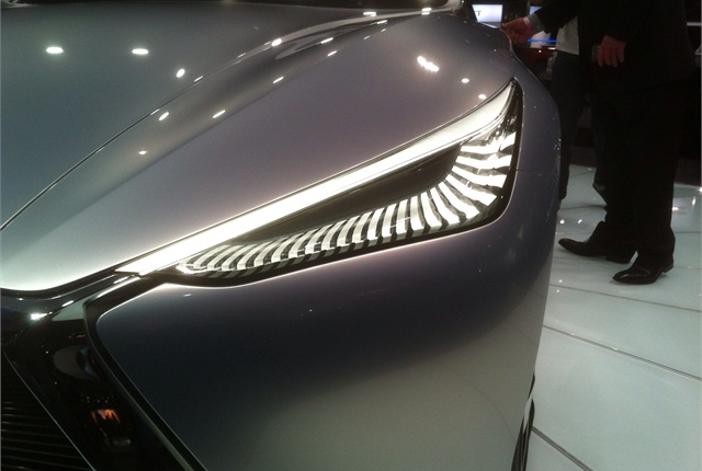 L.A. Auto Show: Guess That Headlight