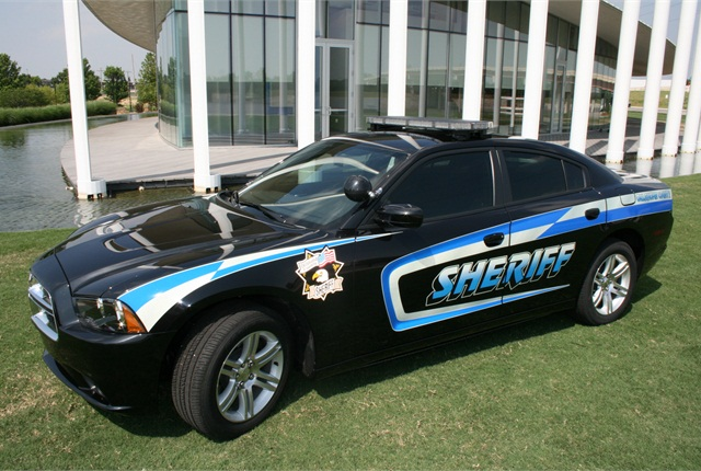 Oklahoma County Sheriff S Office Dodge Charger Pursuit