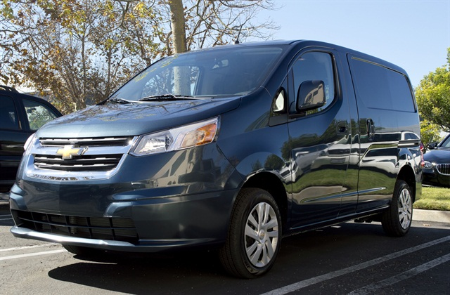 2015 Chevrolet City Express Walkaround