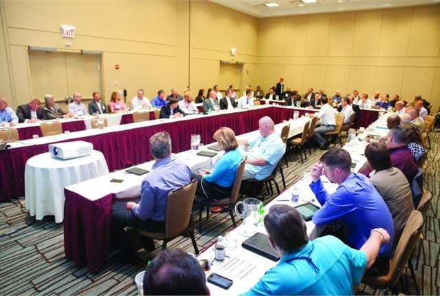 2014 IARA Summer Roundtable