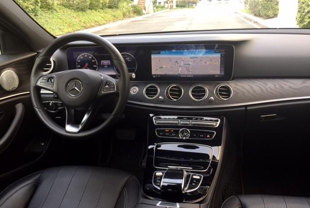 Fleet Management Software >> An optional 12.3-inch widescreen instrument cluster connects to a - Mercedes-Benz 2017 E300 ...