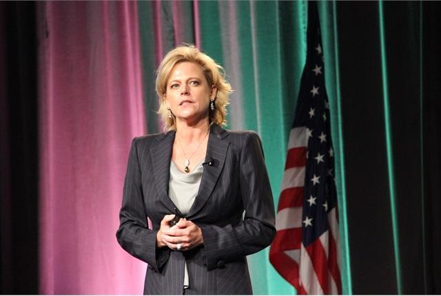 Go Green Leasing >> Lynn Morgan, VP, marketingand consulting for ...