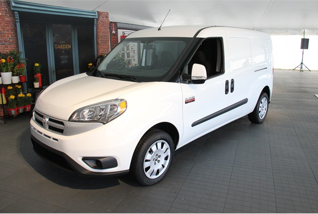 2015 Ram ProMaster City Revealed