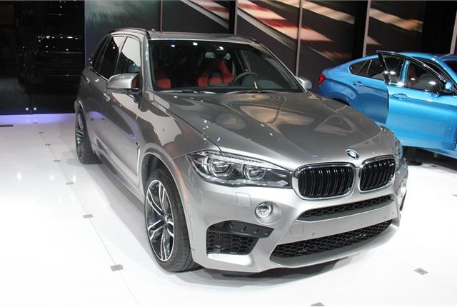 2014 L.A. Auto Show: SUVs