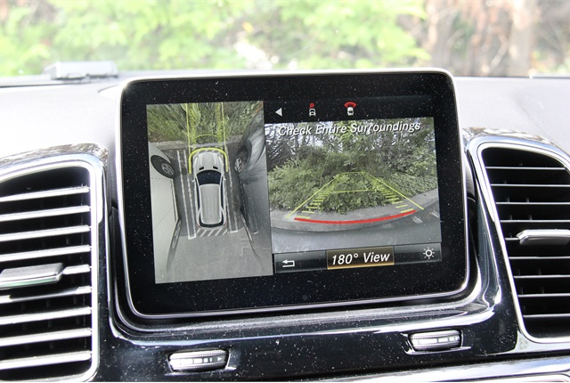 The Surround View Camera System Is Available With The