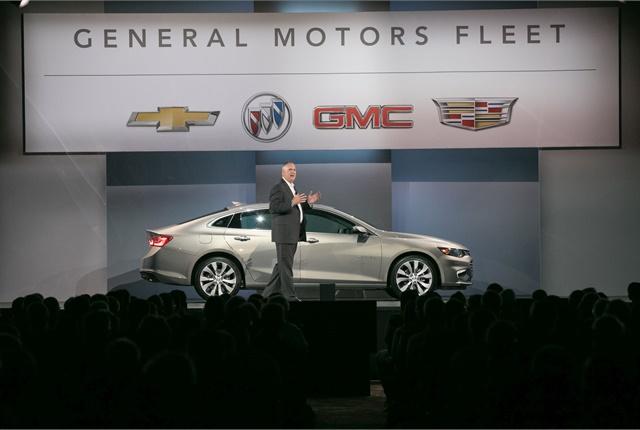 Ed Peper U S Vice President General Motors Fleet