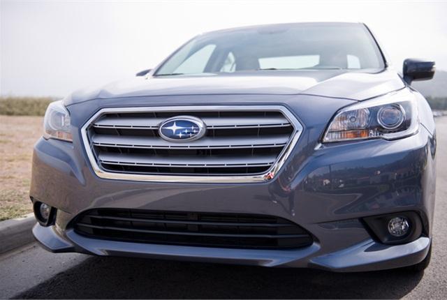 Subaru's 2015 Legacy Sedan