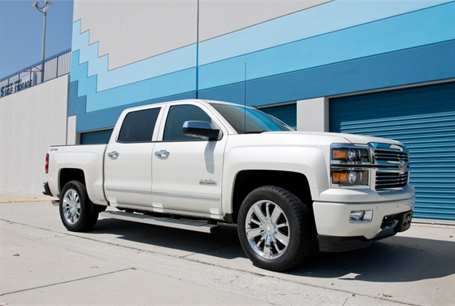 GM's 2014 Chevrolet Silverado 1500 High Country