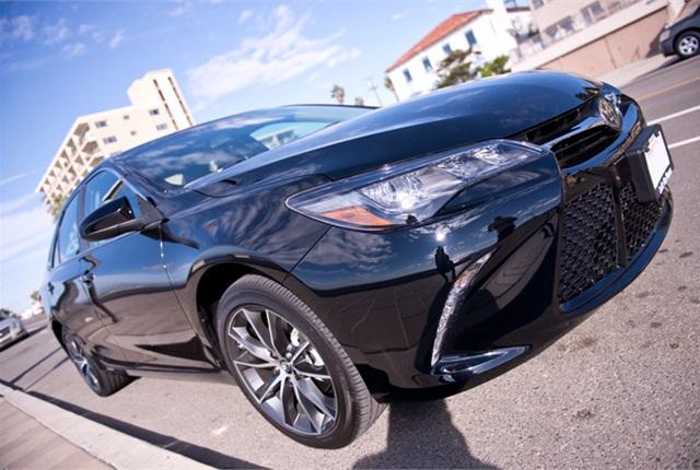 Toyota's 2015 Camry Sedan