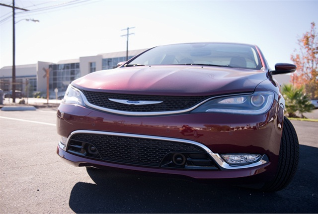 Chrysler's 2015 200C Sedan