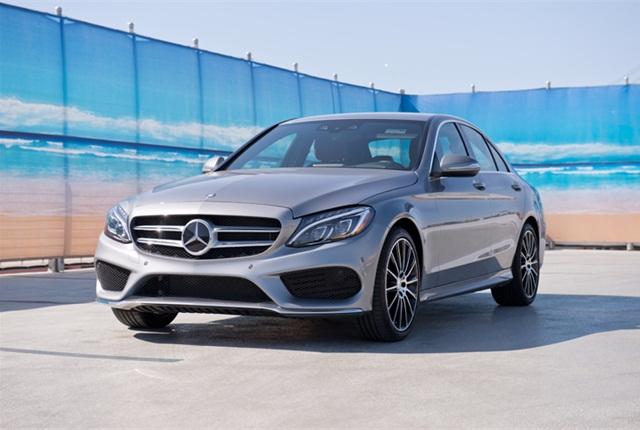 Mercedes benz 2015 c400 4matic sedan photo gallery for Mercedes benz fleet