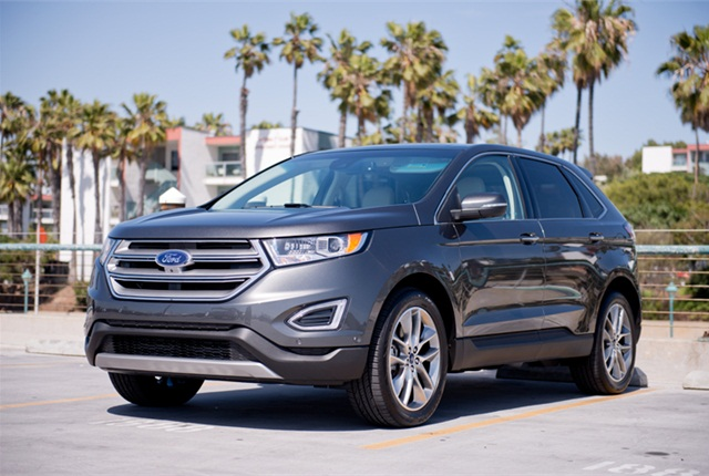 Go Green Leasing >> Ford's 2015 Edge Mid-Size SUV - Photo Gallery - Automotive ...
