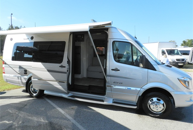 A my 2015 sprinter converted into a winnebago touring for Mercedes benz touring coach