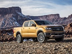The 2019 Ford Ranger will be available in an XL base version, an XLT