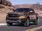The 2019 Ranger will be a mid-size pickup, larger than the compact