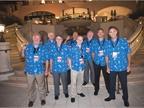 Toyota s Scott Witt, Mike Lureau, Mike Baessler, Mark Johnson, David