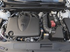 The 3.5-liter V-6 is 8% more efficient that the outgoing model, and