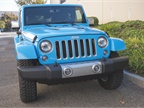 The Wrangler JK is the third generation of hte nameplate since 1987,