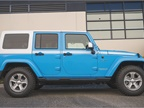 The Chief Edition is based on the Sahara 4x4 and adds the smaller