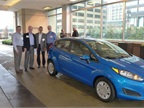 Ford s Fiesta offers a 1.0L three-cylinder EcoBoost engine for 2015.