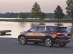 The Traverse RS will offer a second engine choice, which is a 2.0L