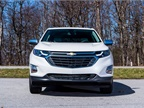 The 2018 Equinox will offer a trio of engines, including a