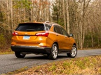 Chevrolet is offering four trim grades, including L, LS, LT, and