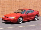 The Mustang was redesigned for a fourth generation for 1994 based on