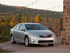 The Camry XLE.