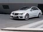 2012 Mercedes-Benz E63 AMG features new light-alloy wheels and the V8