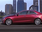 GM said the new ATS is an expression of Cadillac s  Art & Science