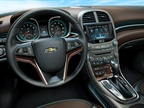 For infotainment, the 2013 Malibu will feature Chevrolet s new MyLink