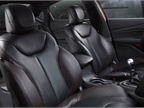The Dart offers customers the choice of 14 interior color and trim