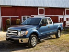 Blue Jeans Metallic is one of three new exterior colors Ford is