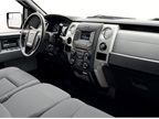 New interior color options include Steel Gray on the Lariat and black