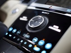 The 2013 Taurus  dash controls offer a mix of button and touch-screen