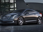 The 2014 Cadillac ELR is based on GM s Converj concept.
