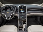 GM added new safety features to the 2014 Chevrolet Malibu. They