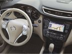 Nissan offers a standard 5.0-inch monitor and a 7-inch monitor with