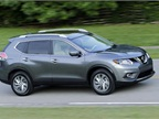 On the outside, Nissan said the 2014-MY Rogue features standard