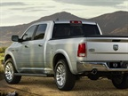 Other engine choices on the 2014 Ram 1500 include Chrysler s 3.6L