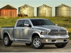 The new 3.0L EcoDiesel engine option on the Ram 1500 is matched with a